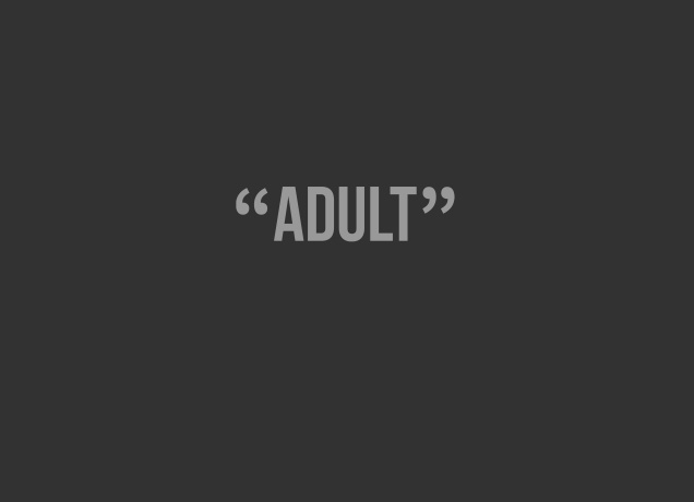 Design Adult, so called