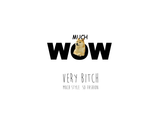 Design Doge Meme - Wow Much Style