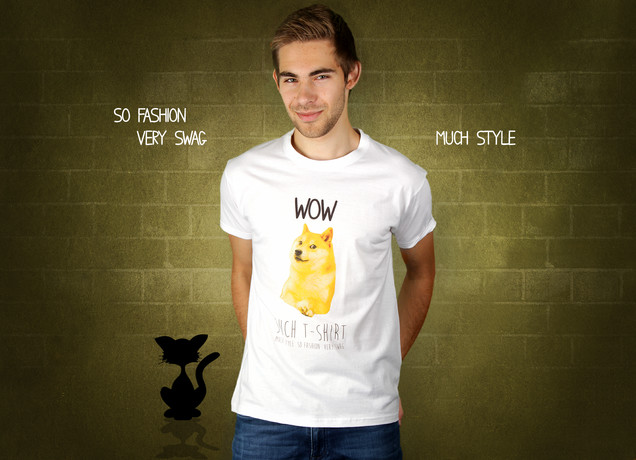 Doge Meme - Wow Such T-Shirt T-Shirt
