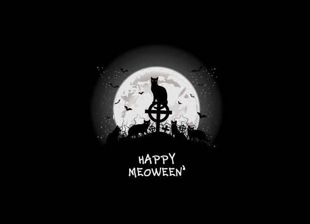 Design Happy Meoween'