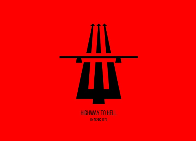Design Highway To Hell