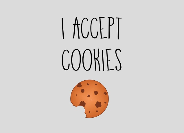 Design I Accept Cookies