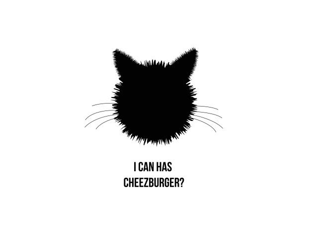 Design I Can Has Cheezbruger?