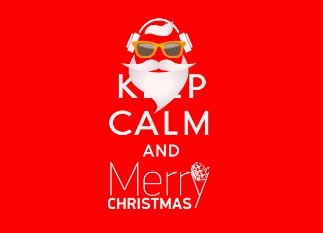 keep calm merry christmas designer fun t shirts likoli. Black Bedroom Furniture Sets. Home Design Ideas