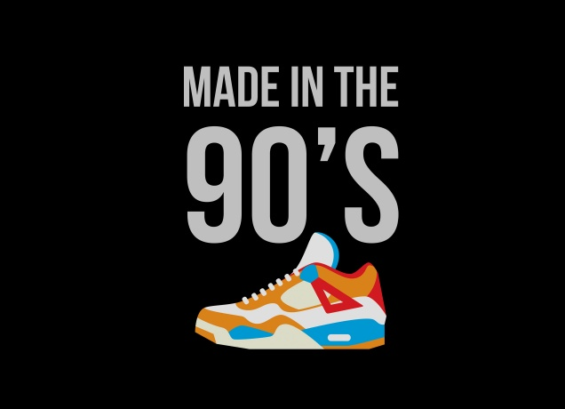 Design Made In The 90's