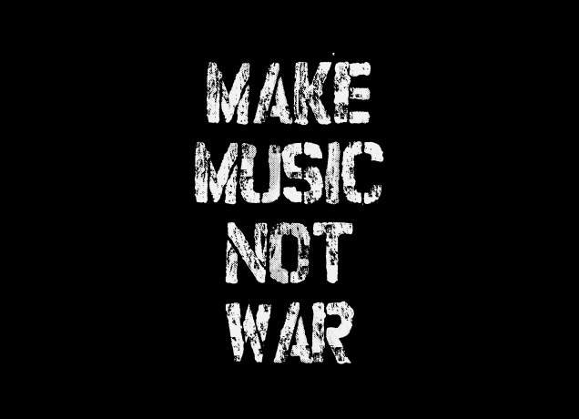 Design Make Music Not War