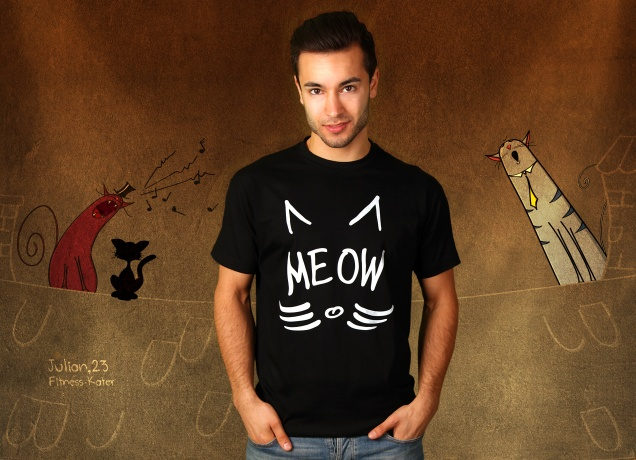 Meow You There T-Shirt