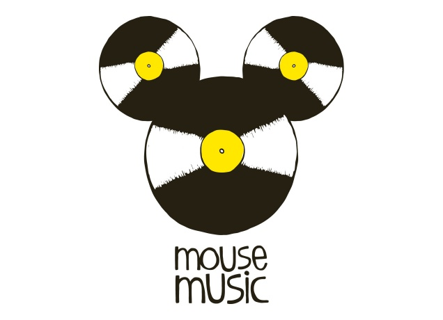 T-Shirt Mouse Music