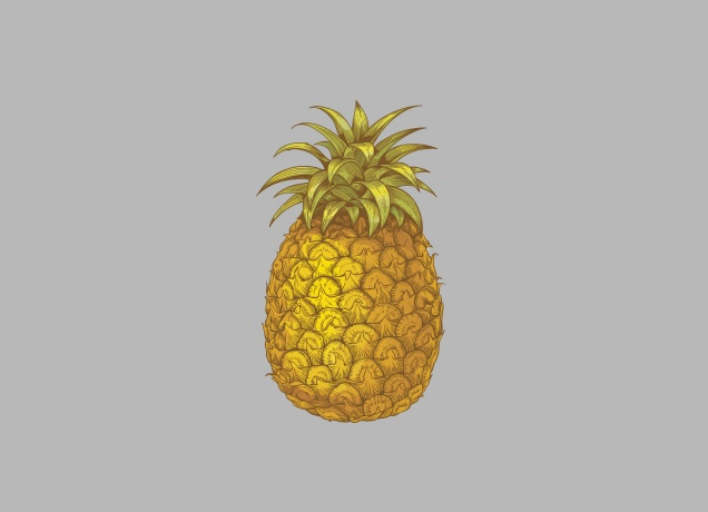 Design Pineapple, Here I Come