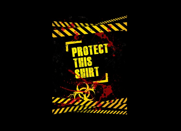 Design Protect This Shirt