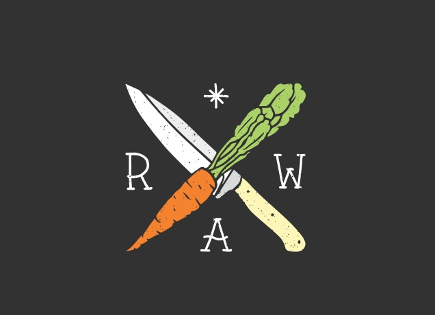 T-Shirt Raw Vegan