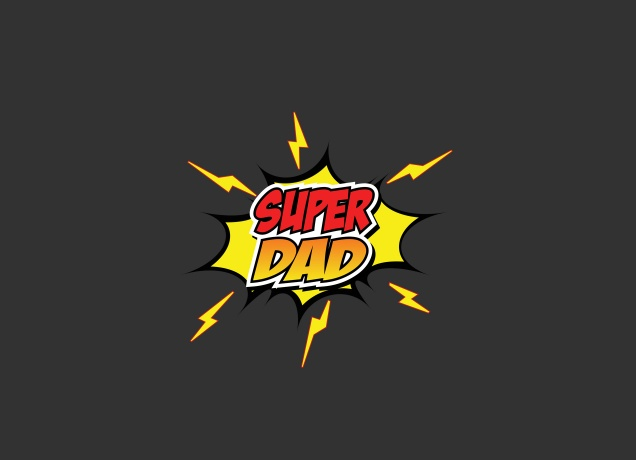 Design Super Dad