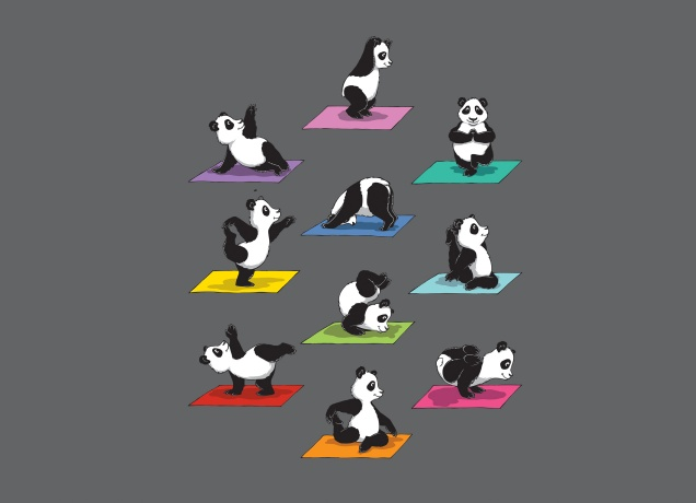 Design The Panda Yoga