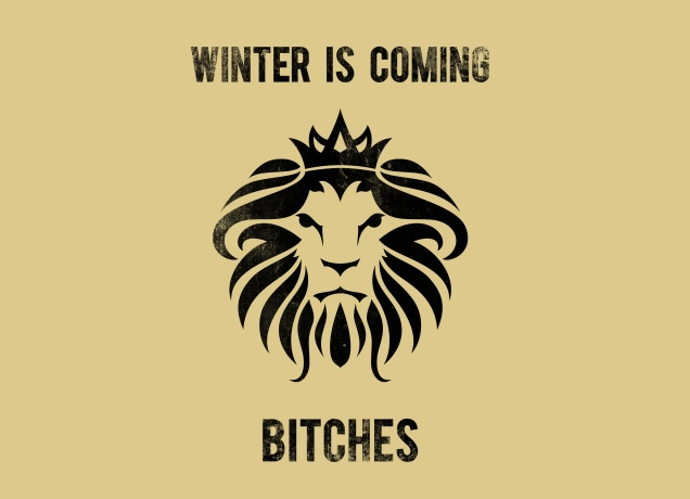 Design Winter Is Coming