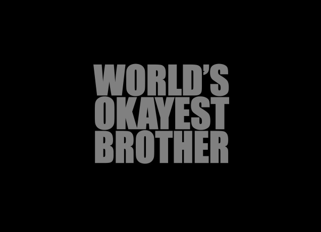 T-Shirt World's Okayest Brother