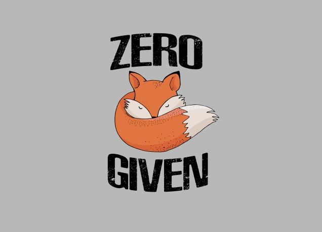 Design Zero Fox Given